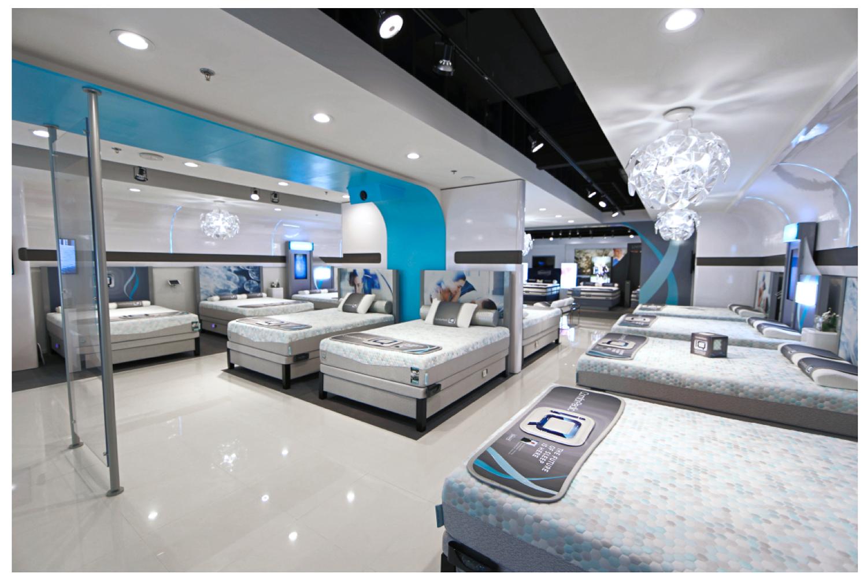 Final Retail Space designed by Vellum Atlanta