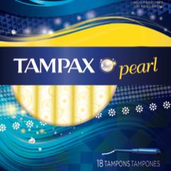 Tampax Pearl,  Last Phase Design Work @LPK