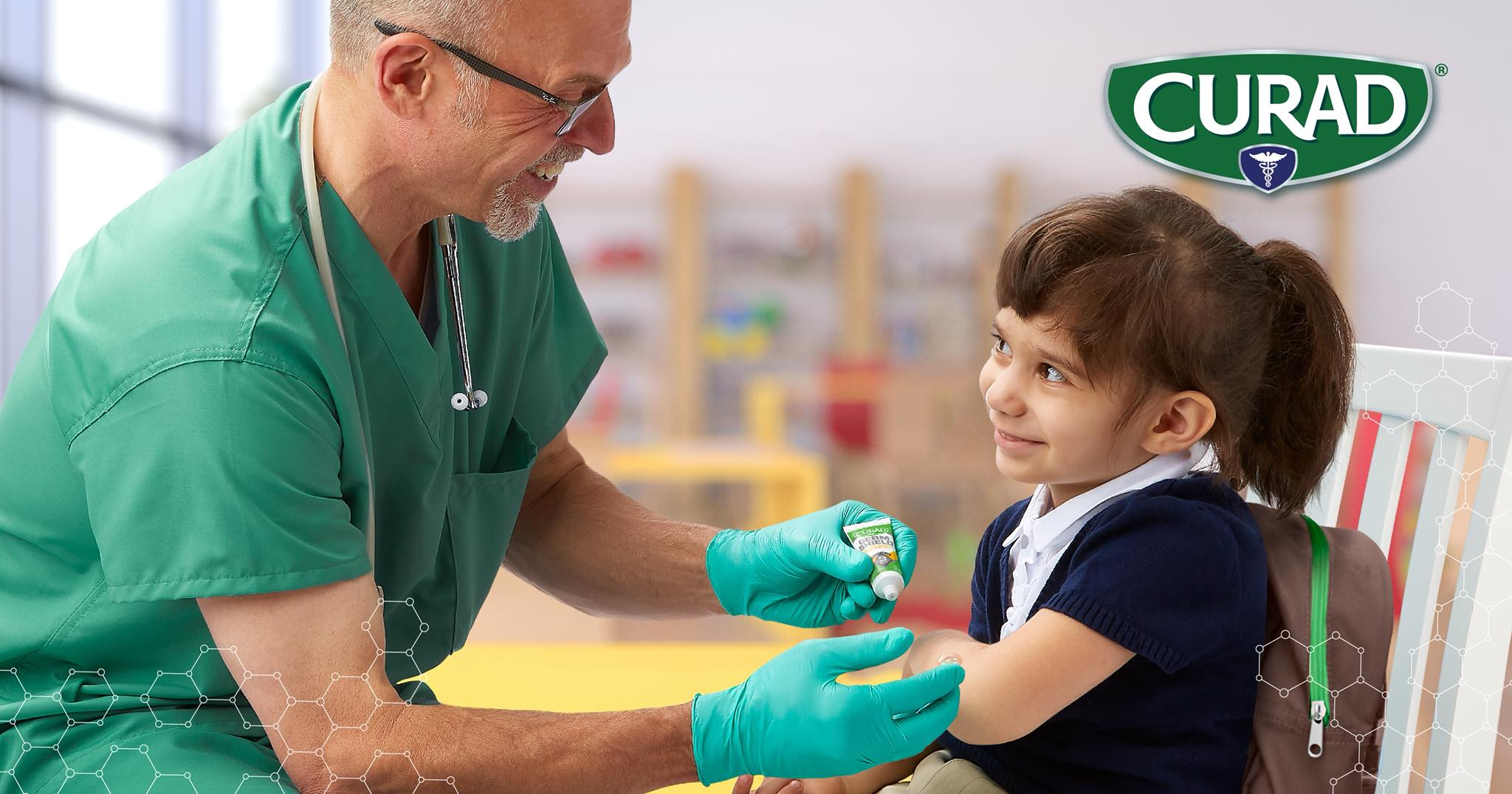 OK so Jerry is not really a doctor, and my daughter was not hurt! this is my most memorable photoshoot. We faked the background too. I propped the shoot as well.