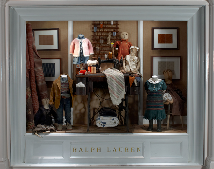 Ralph Lauren, Madison Avenue Kids Store