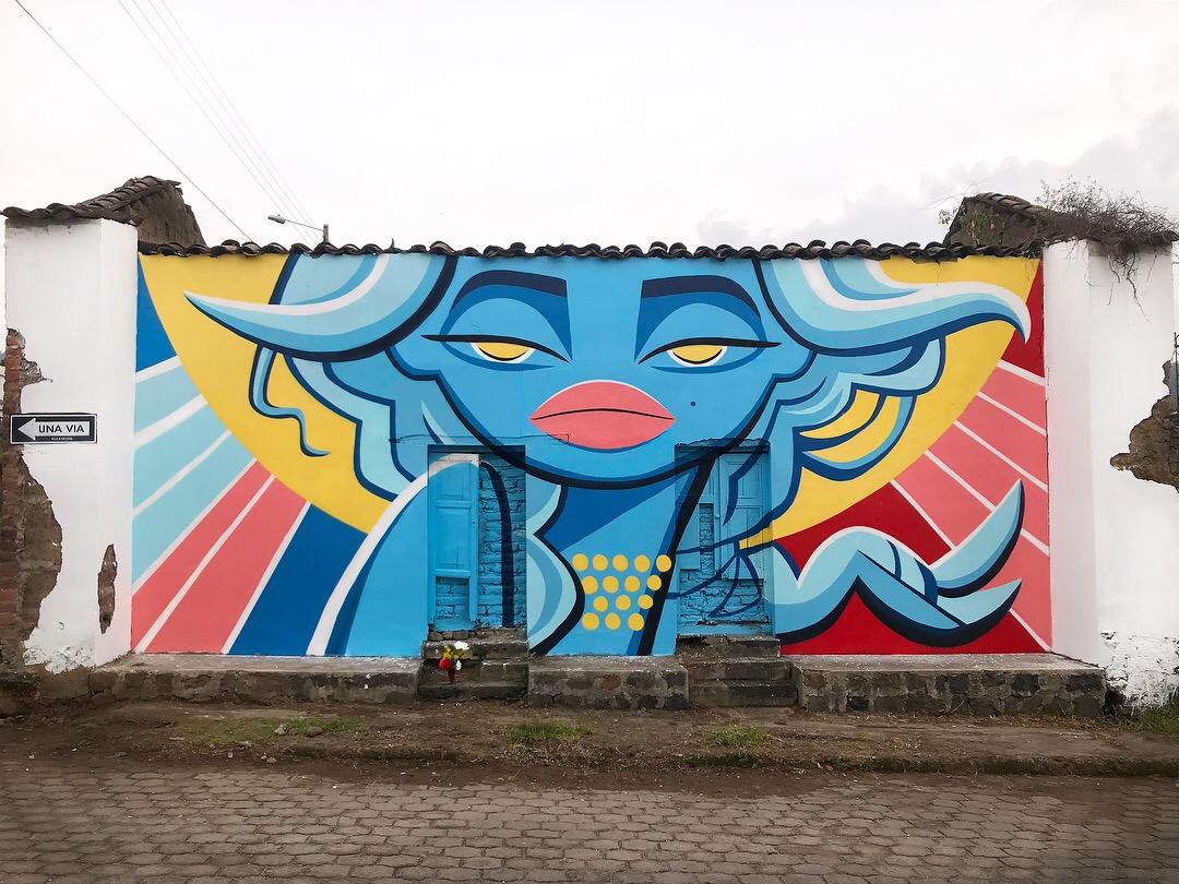 AMAGUAÑA, ECUADOR  2018