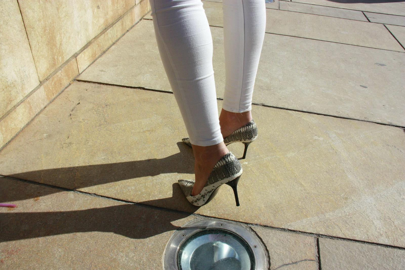 Stiletto heels Zara Gabriela Merino Blog