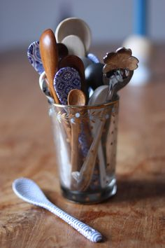 Spoons source/ Fuente de la cucharas: Pinterest