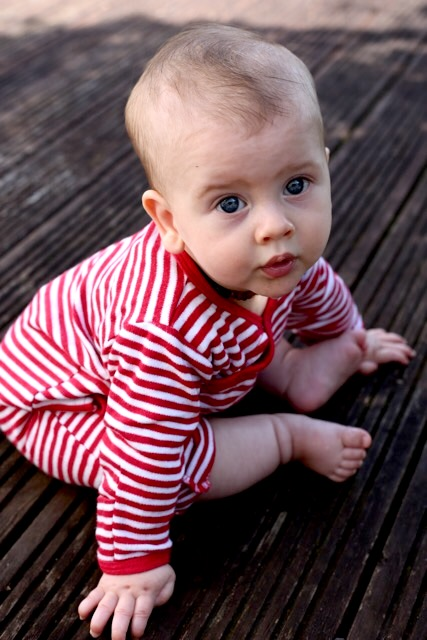 Bamboo Suit by Zubu Baby