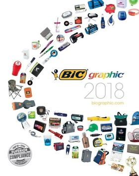 BIC Graphic 2018
