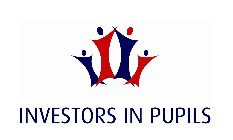 Investors in Pupils logo