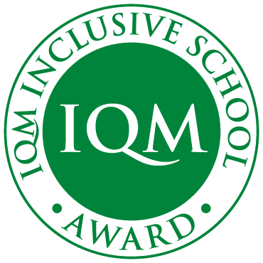 IQM Centre of Excellence Logo
