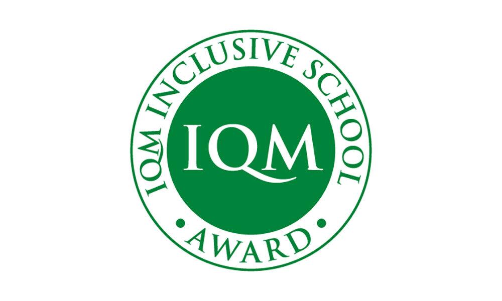Inclusion Quality Mark Award Logo