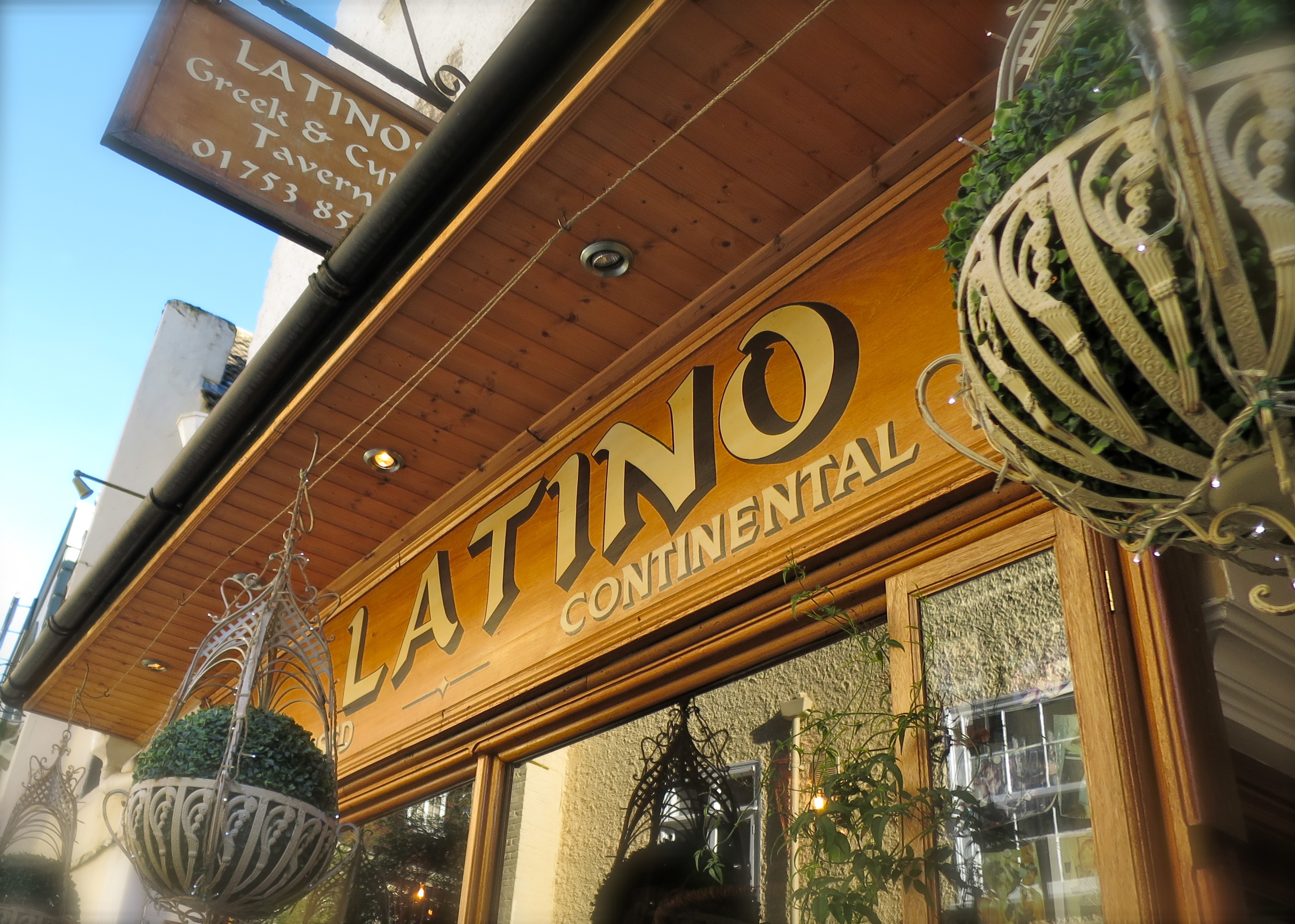 Meze Lunch at Latino Taverna in Windsor, Berkshire