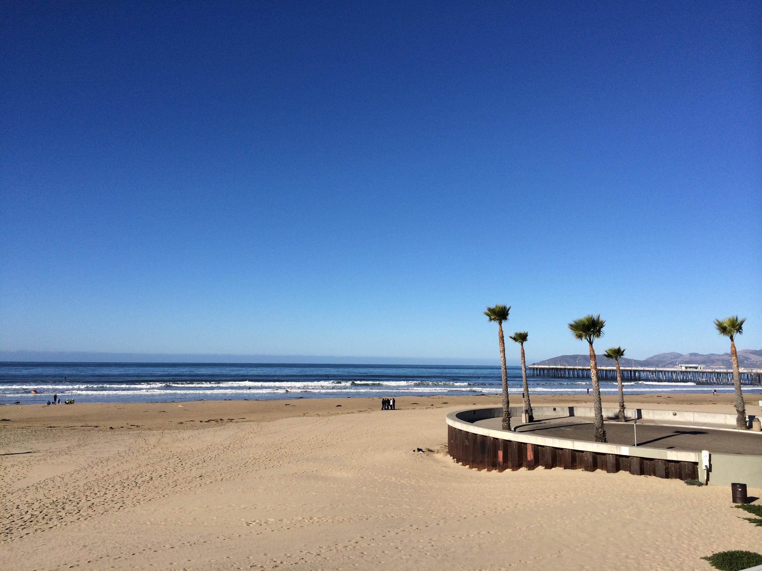 Pismo Beach.