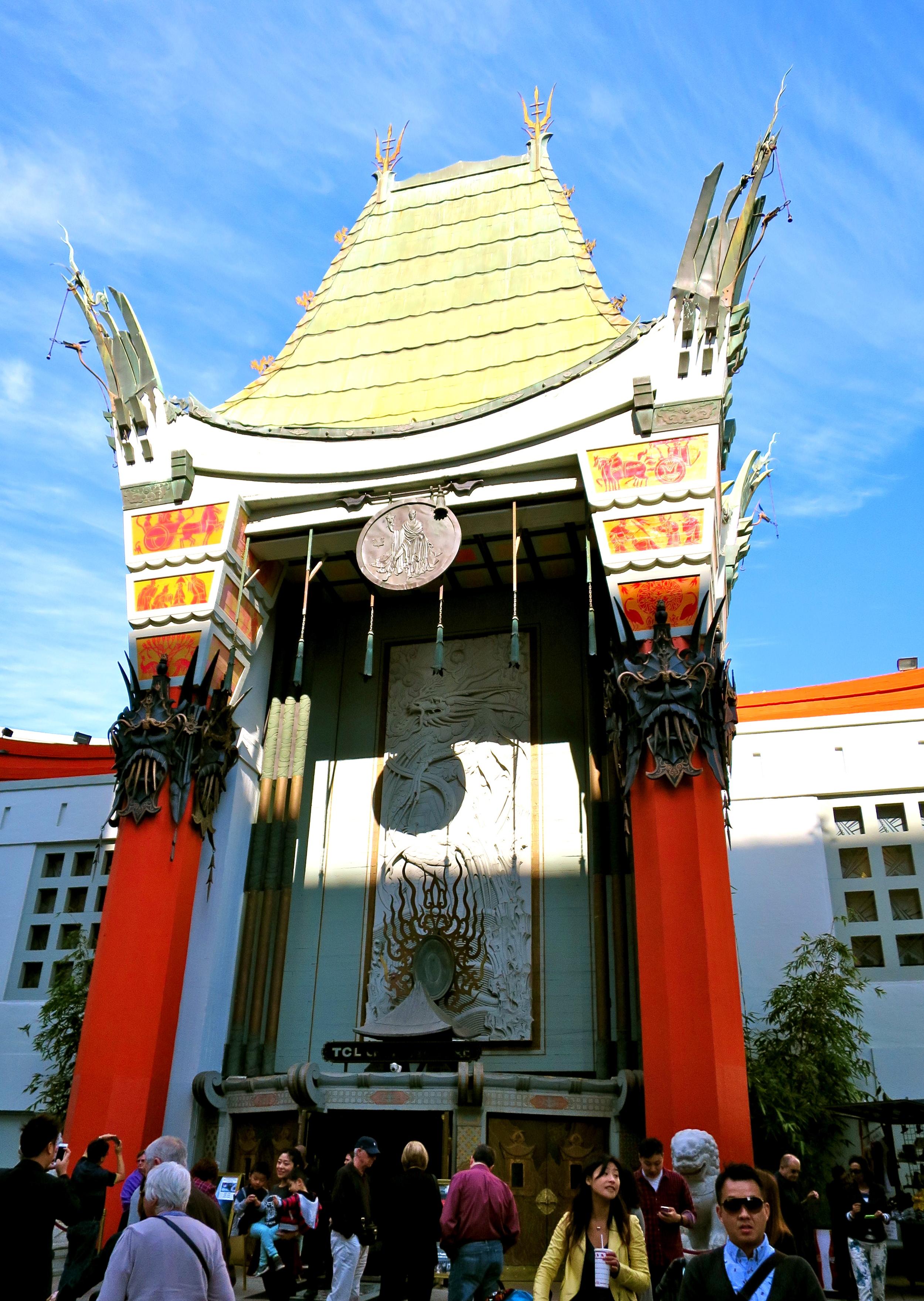 TCL Chinese Theatre.