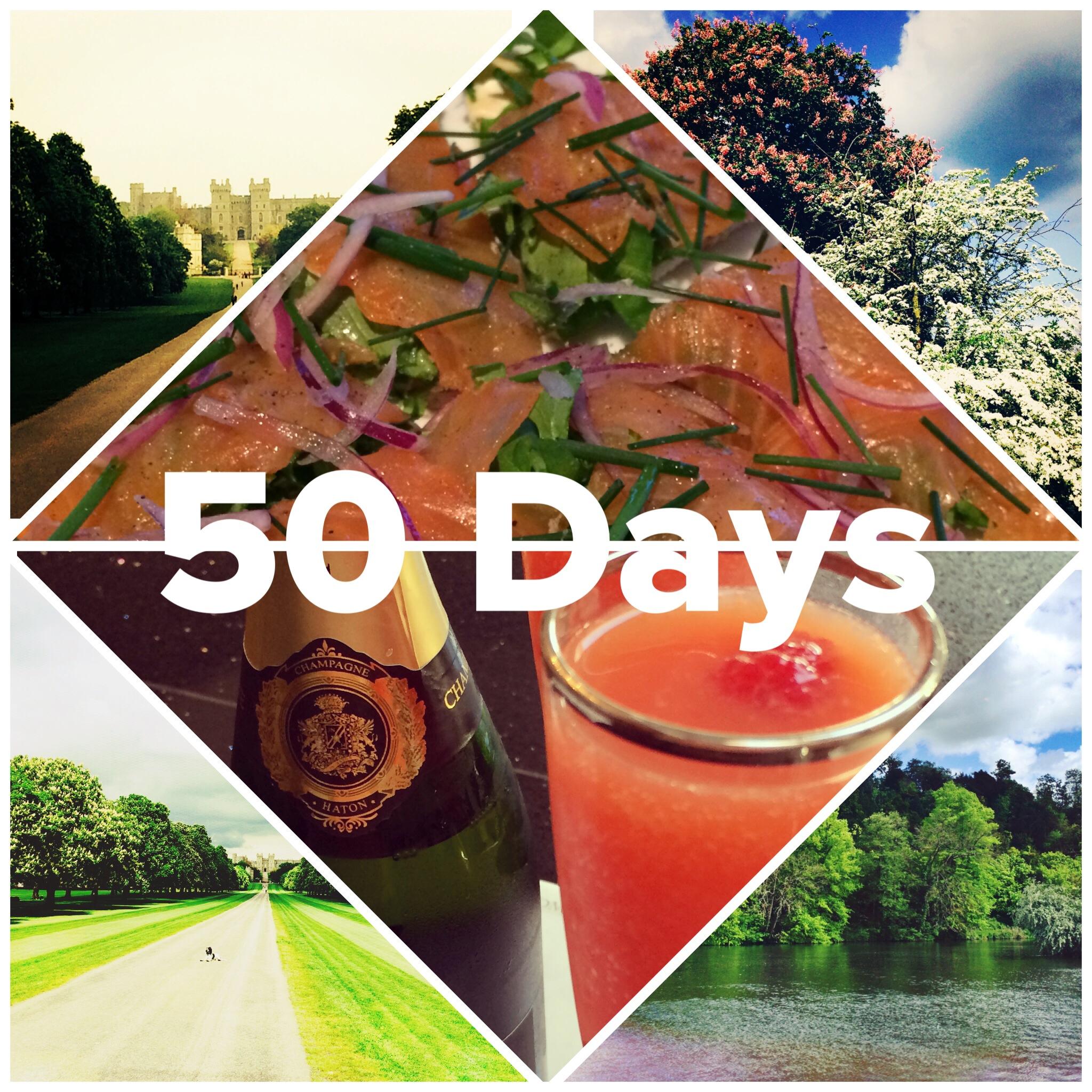 50 Happy Days!