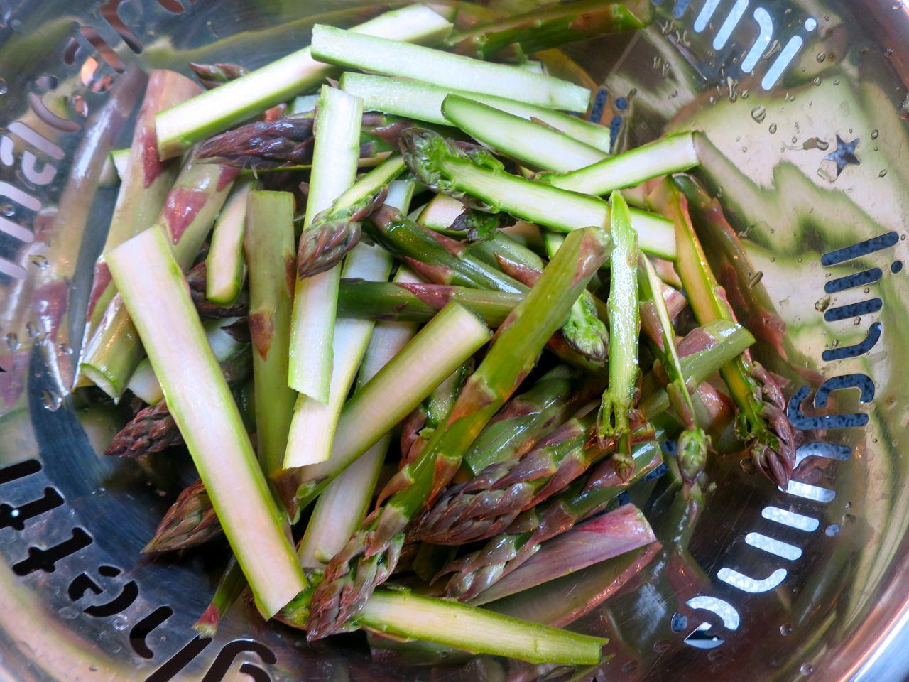 Great British Asparagus!