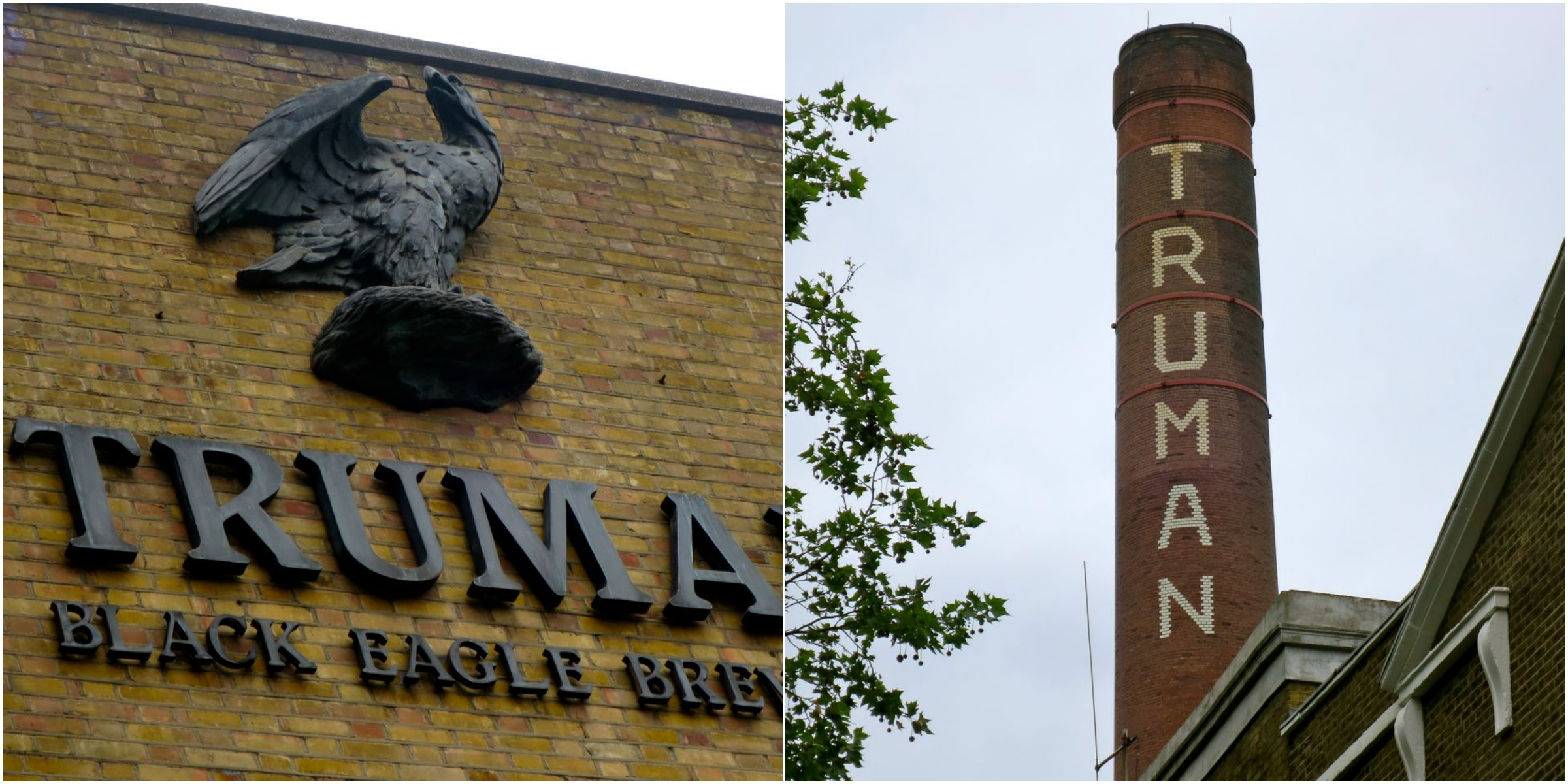 Old Truman Brewery.