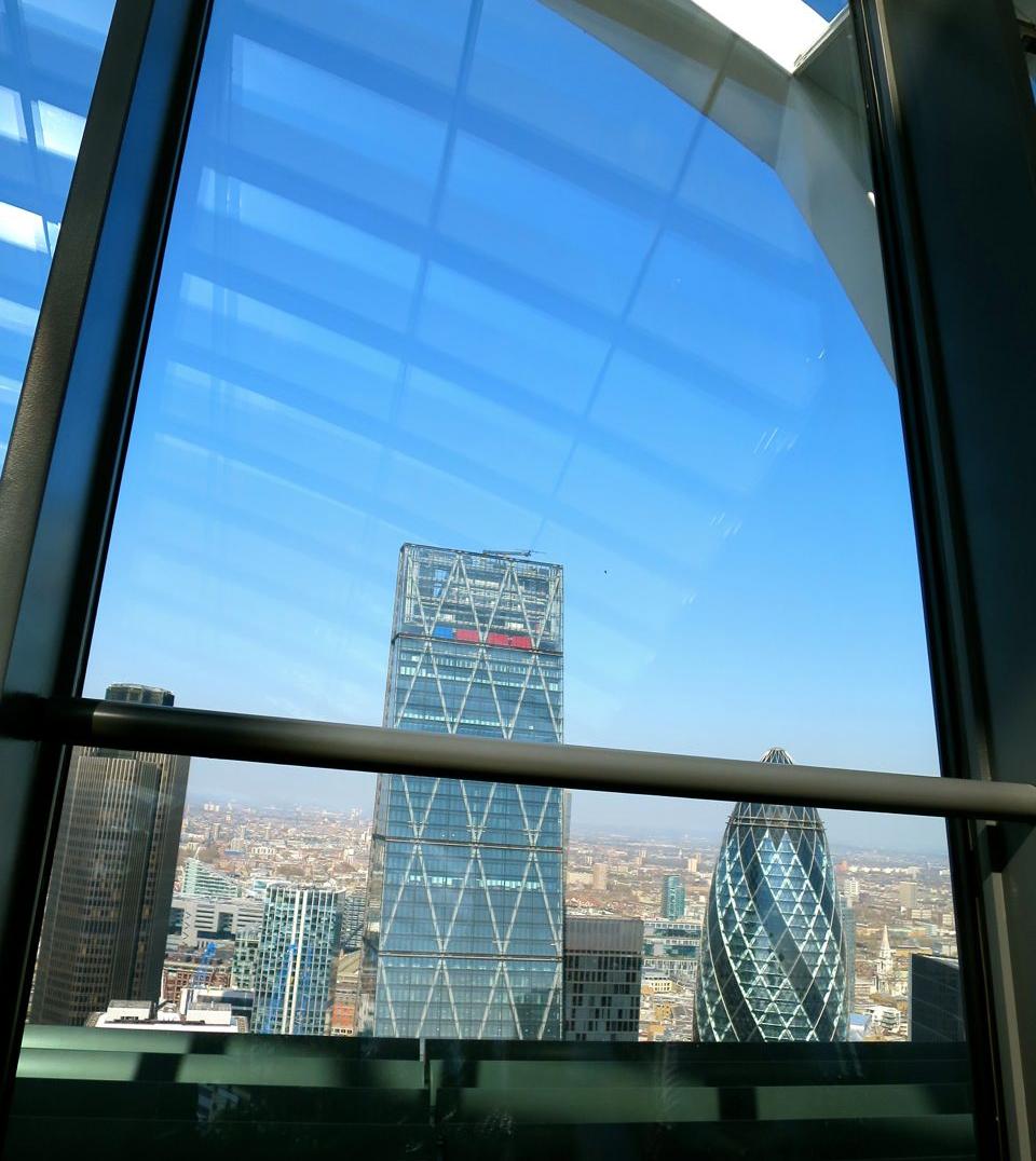 Gherkin view