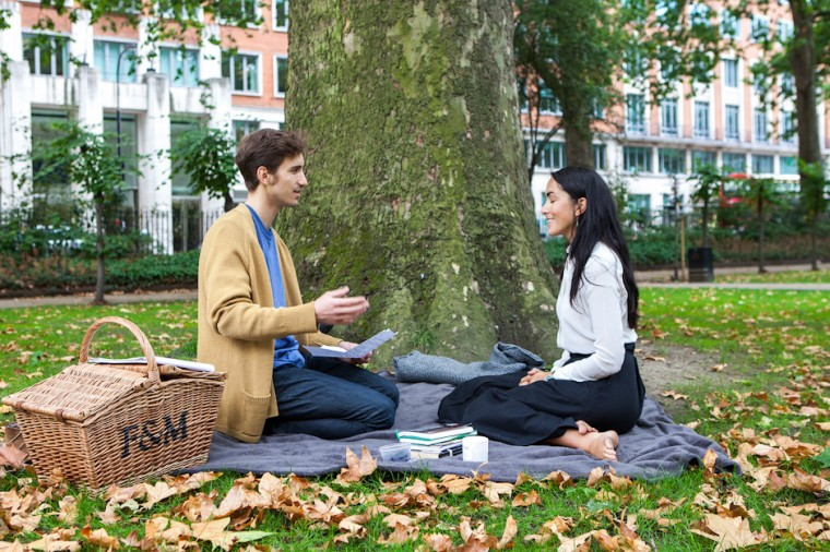 Learn to meditate with Emma Mills London