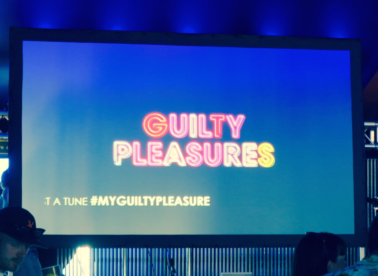 Glastonbury Festival Guilty Pleasures