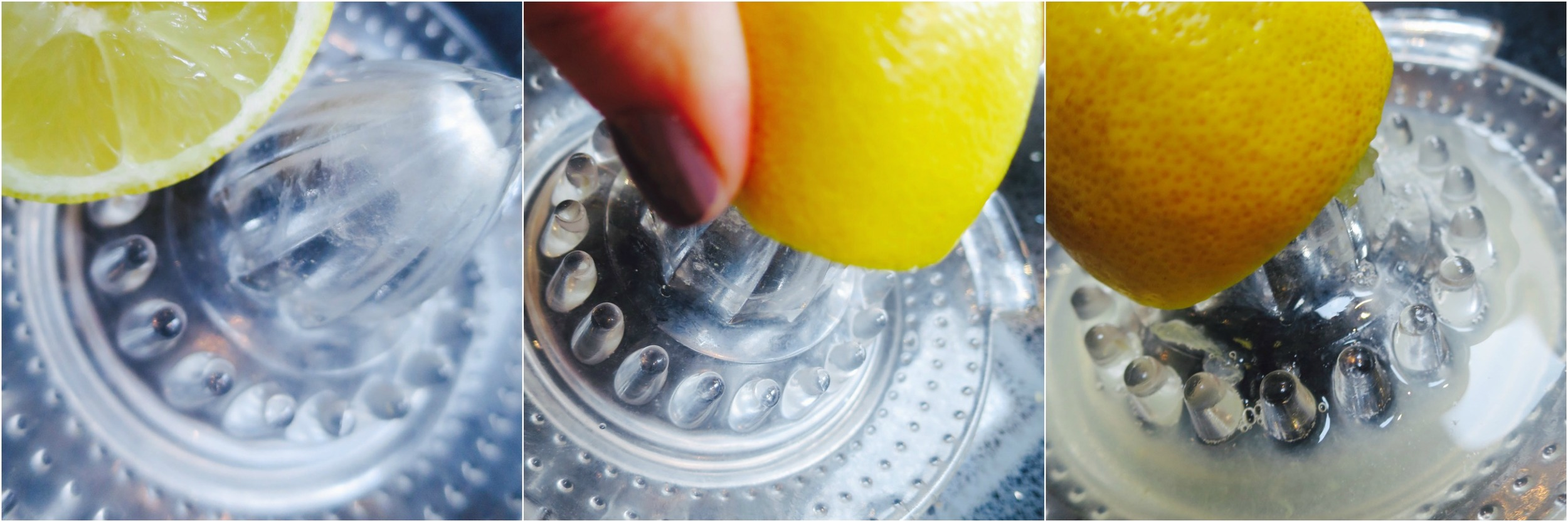 Lemon Juicing