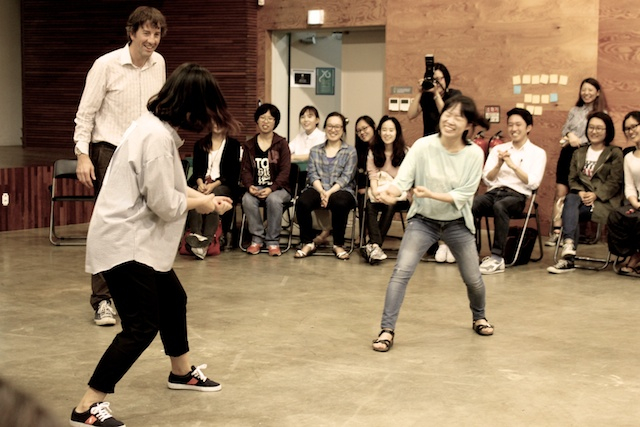 In Workshop: Copyright June Yang