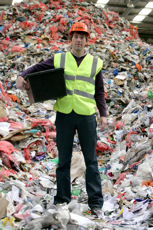 Amid Heaps Of Rubbish: Copyright Teena Taylor