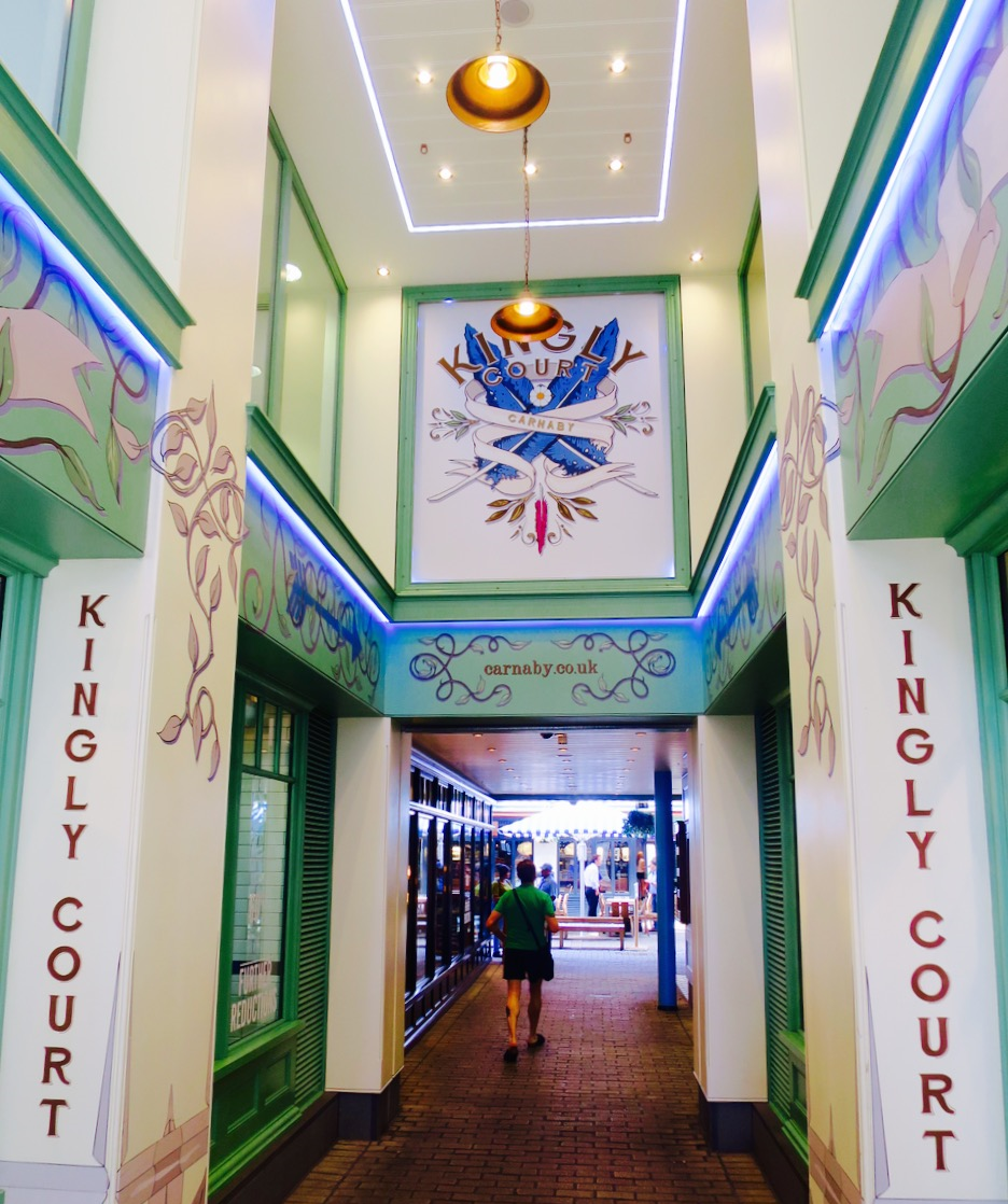 Kingly Court London