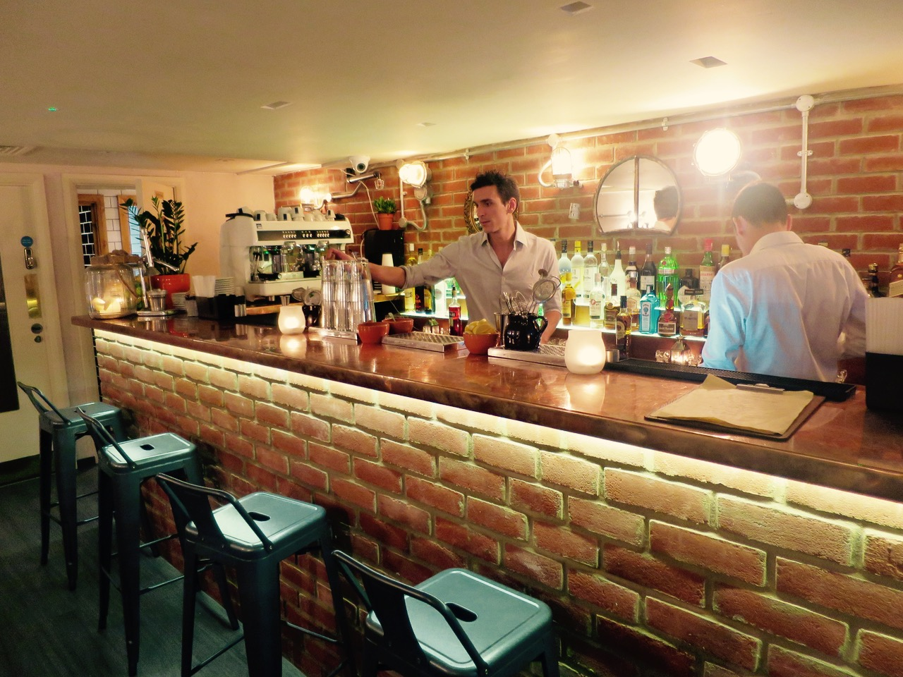 Little Drury Cocktail Bar, London