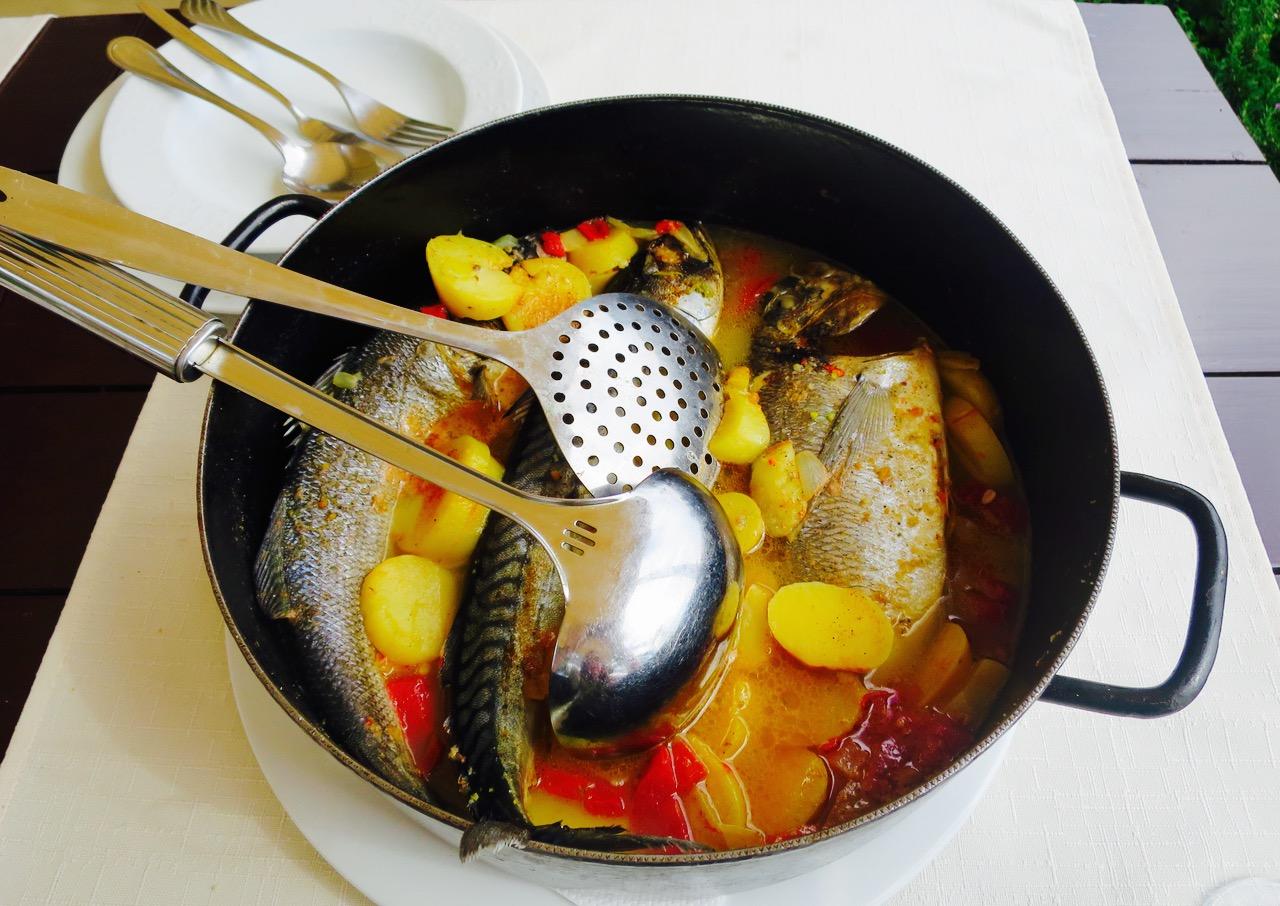 Cavtat Fish Stew