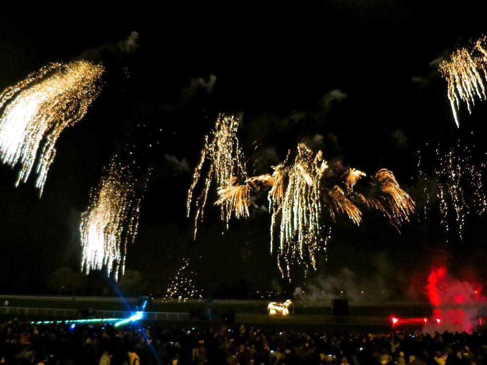 Windsor Fireworks