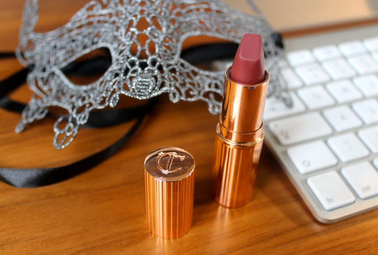 Charlotte Tilbury Bond Girl