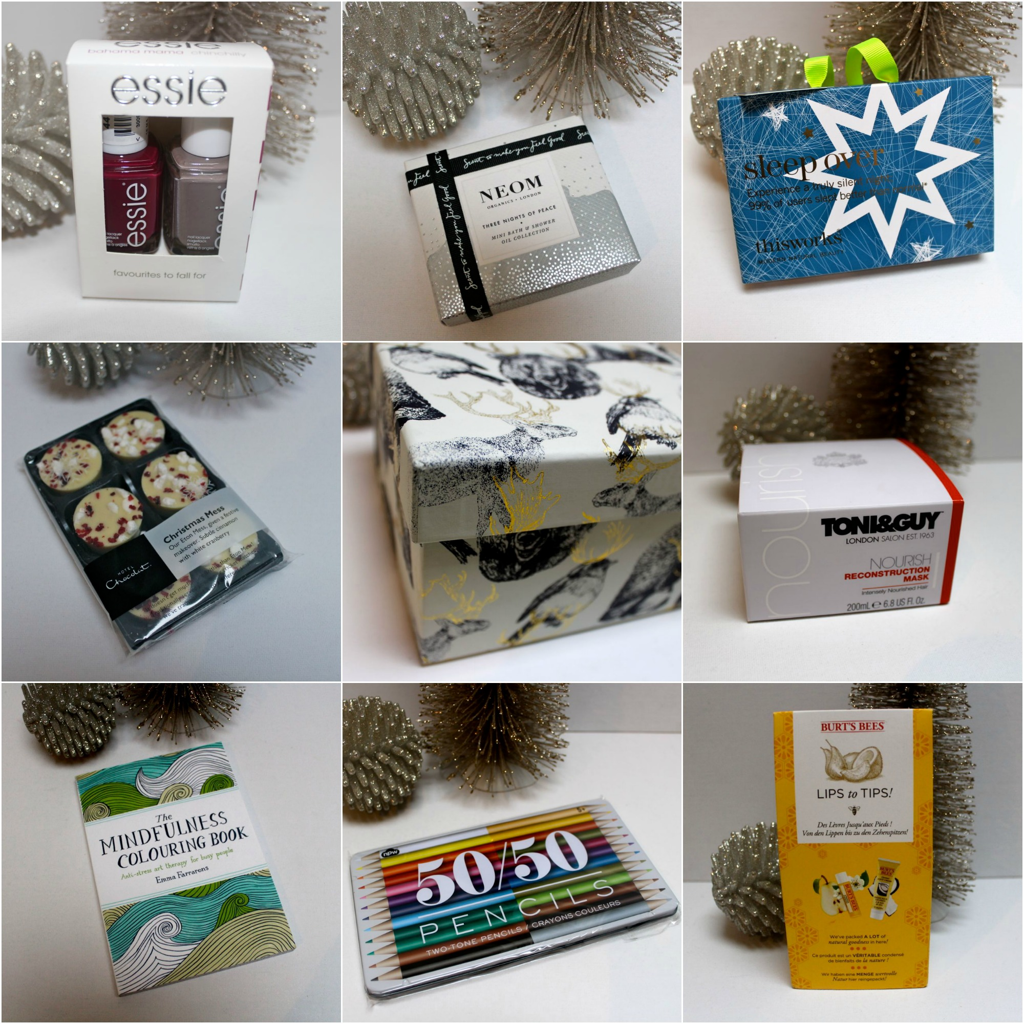 The What Now Christmas Giveaway