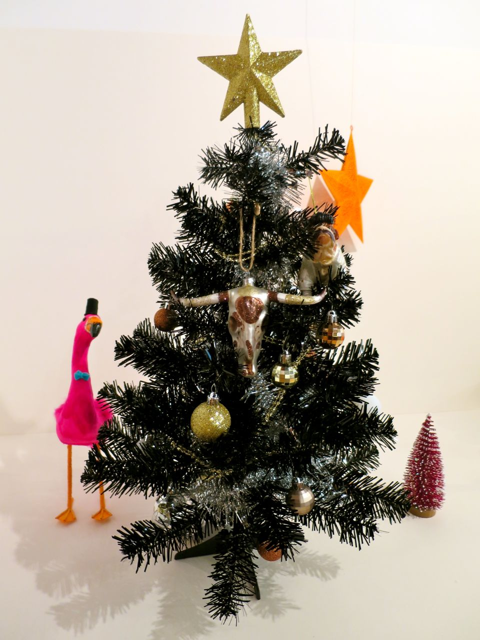 Paperchase Christmas Tree Styling