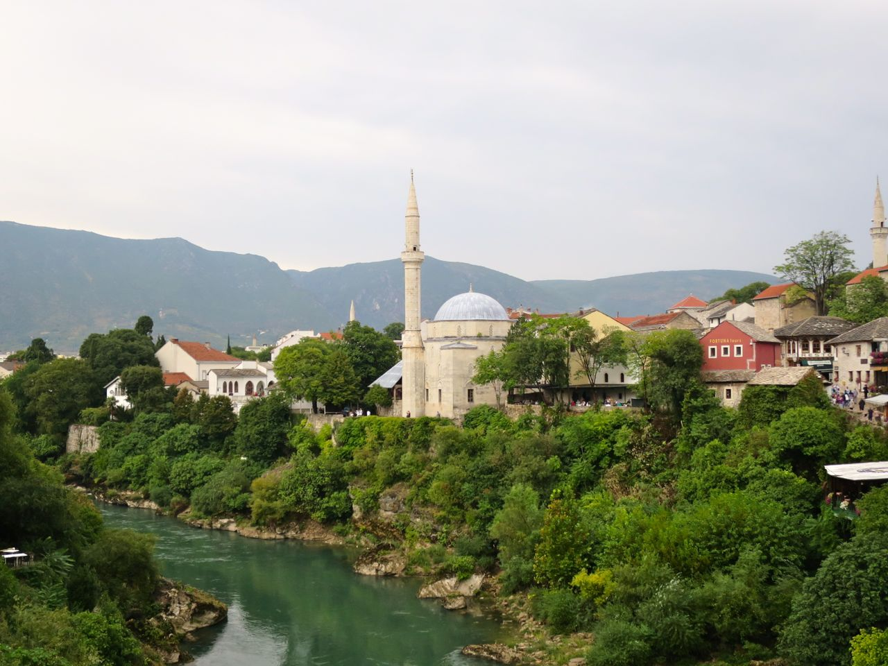 Mosque View Mostar