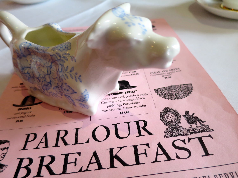 Sketch Breakfast The Parlour