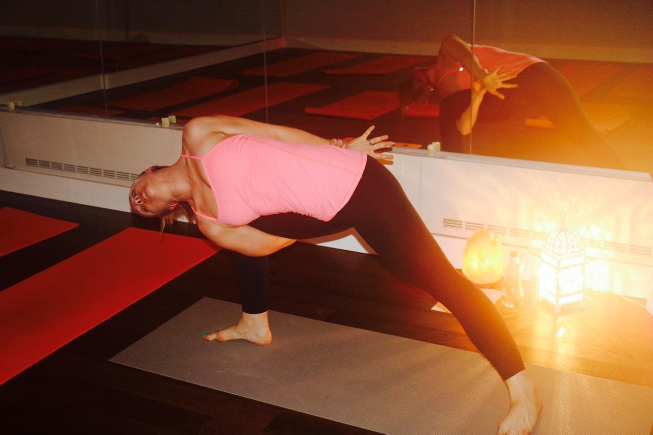 Lizzy Nichol Forrest Yoga