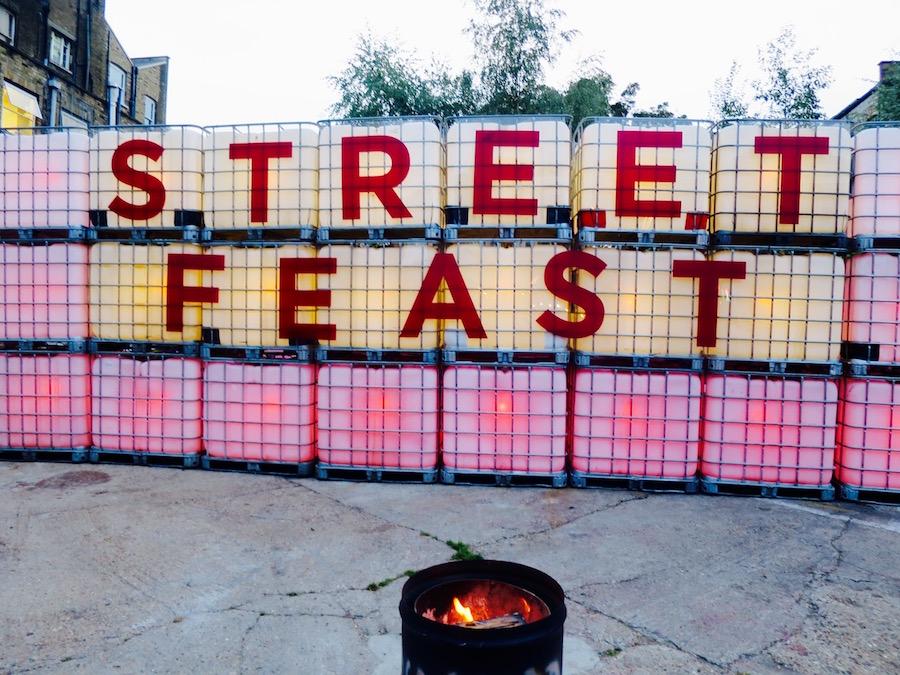 Dalston Yard Street Feast