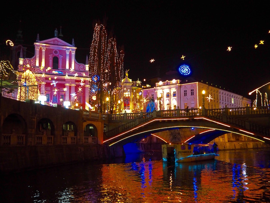 Ljubljana Festive Break