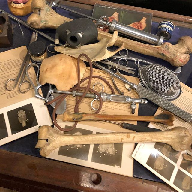 A variety of lovely items we are arranging for a prop hire. Love to play with the museum pieces!