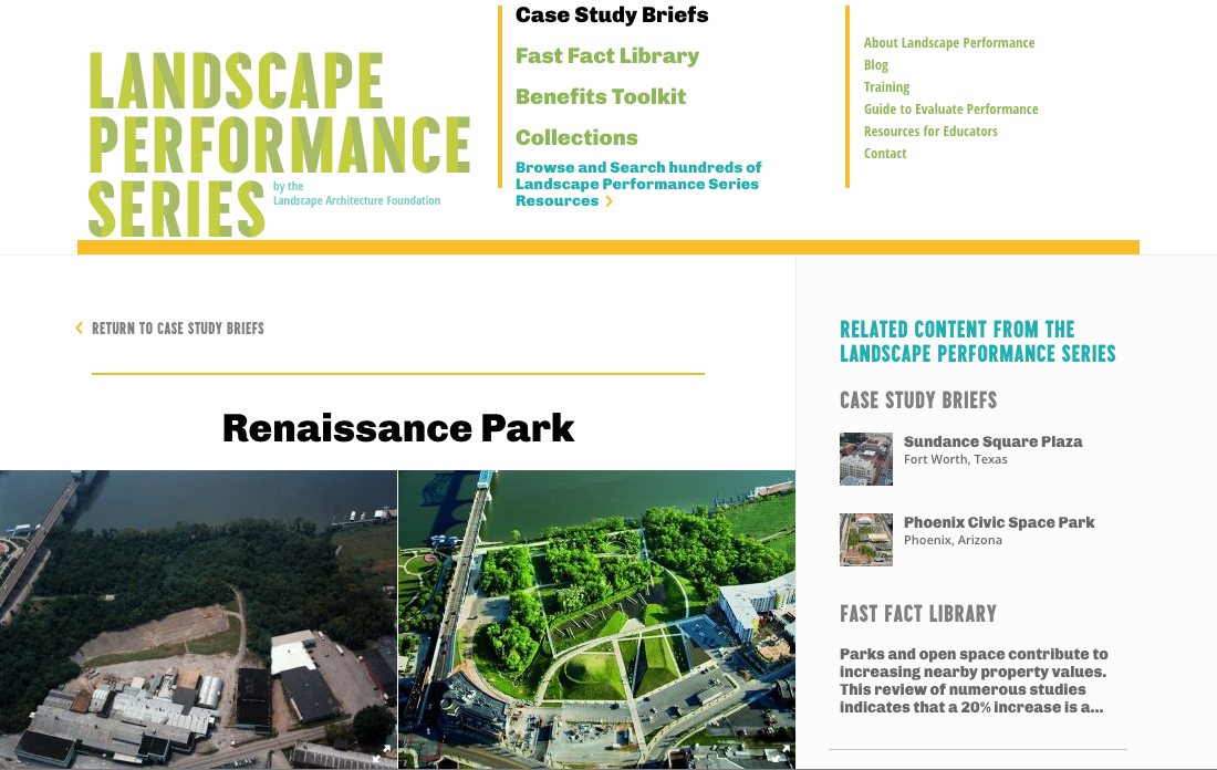 Landscape Architects Green Spaces