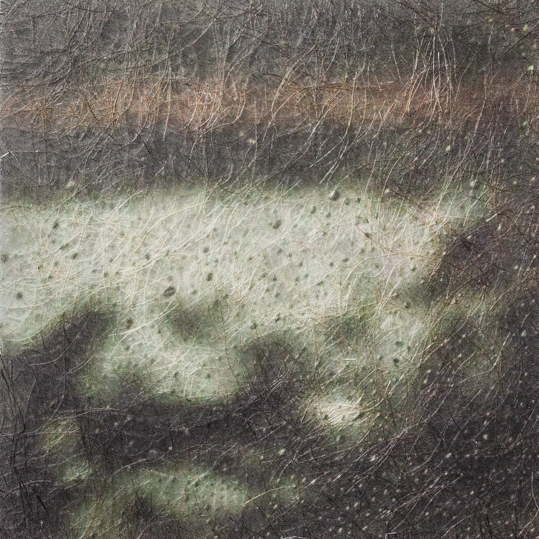 photograph, kozo paper, acrylic