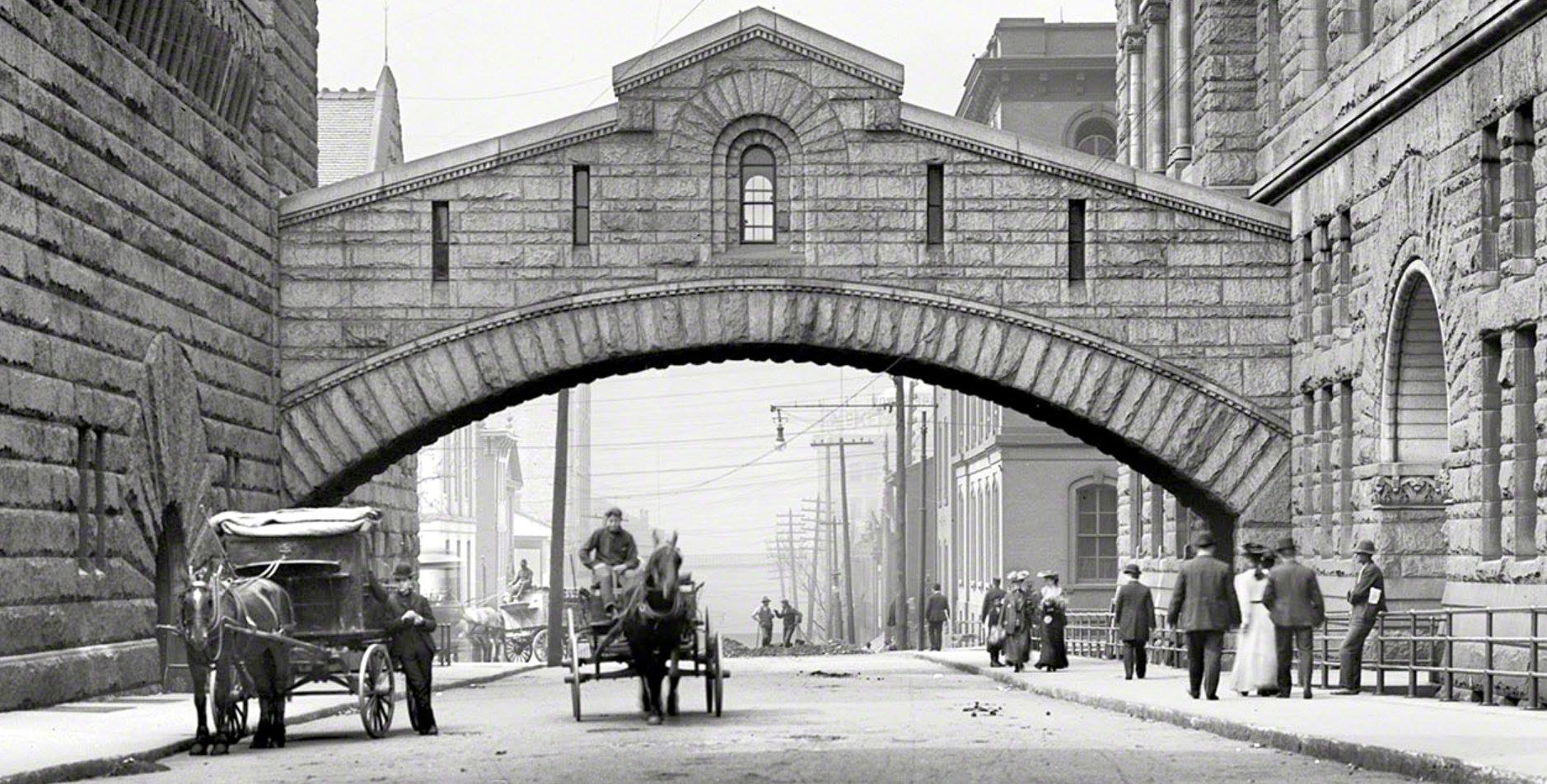 Bridge of Sighs, Pittsburgh, PA (1903)