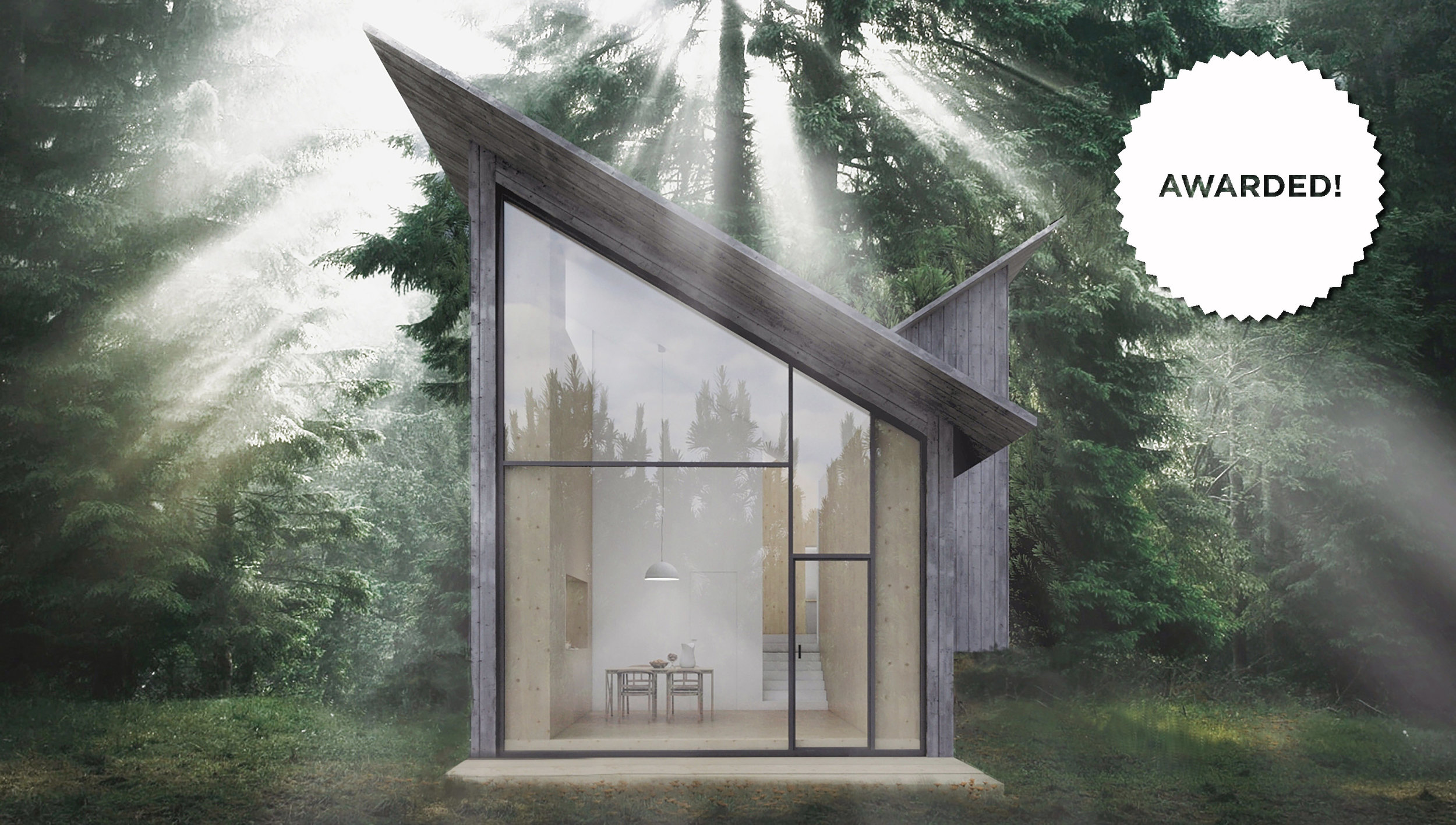 Micro House - future house design competition2017