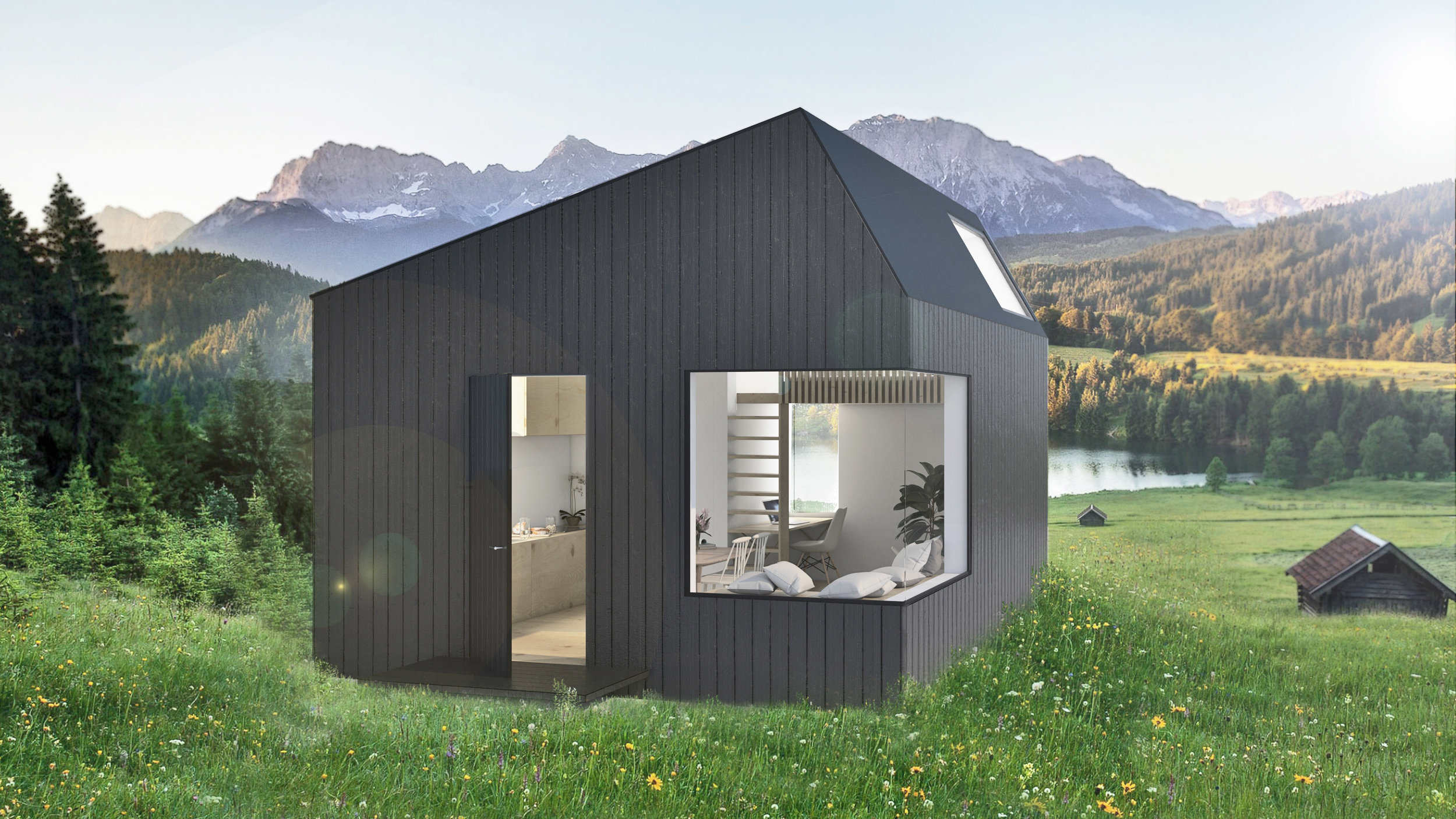 TINY HOUSE - COMPETITION 2017