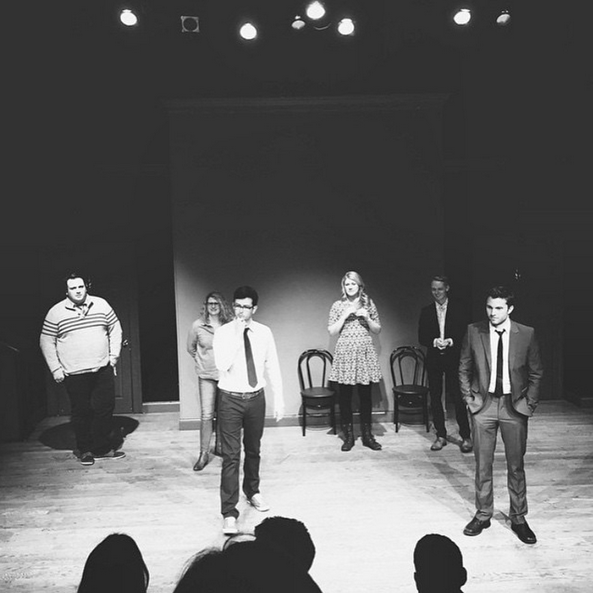 3/19/15 at The Peoples Improv Theater in NYC