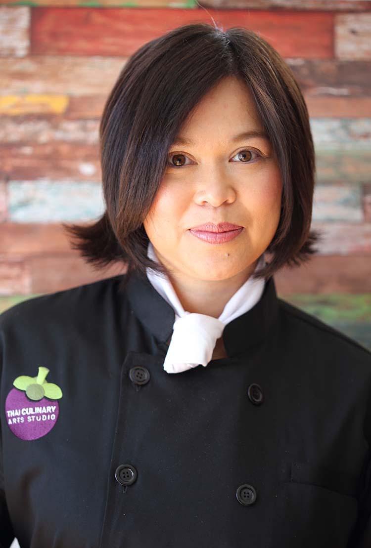 As principal of the Thai Culinary Arts Studio