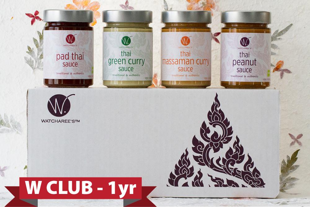 W Club - 1 year membership