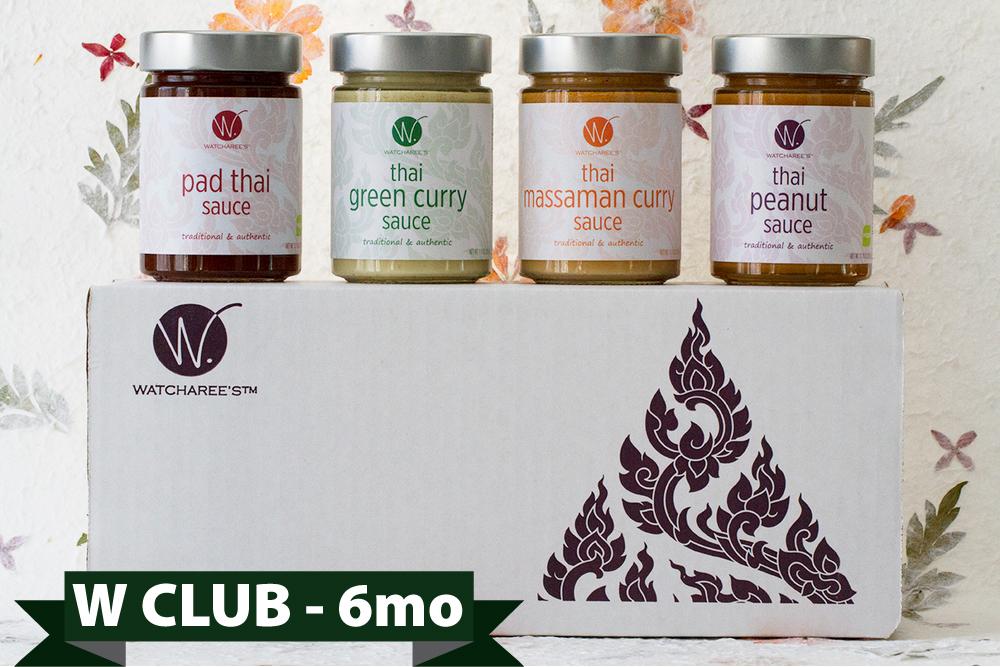 W Club - 6 month membership