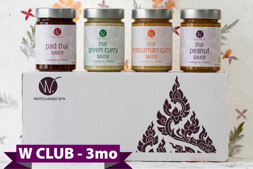 W Club - 3 month membership