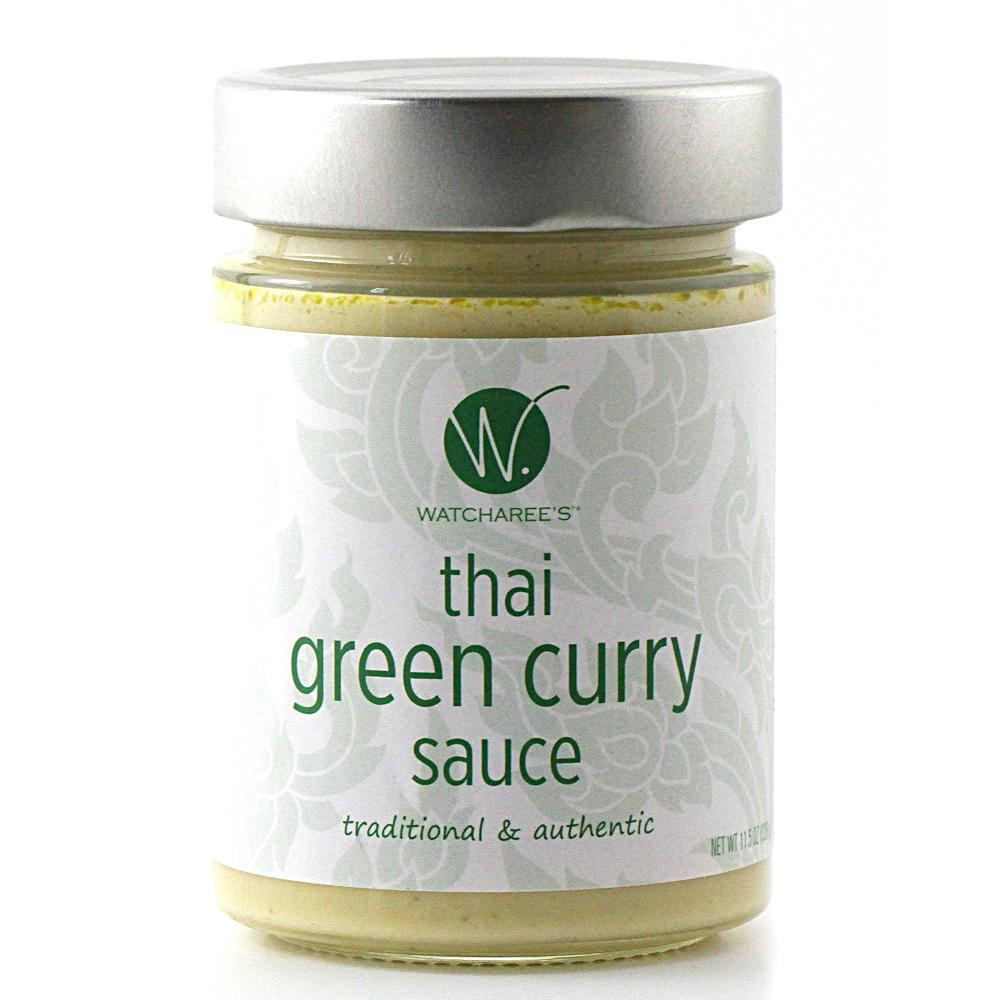 Thai Green Curry Sauce