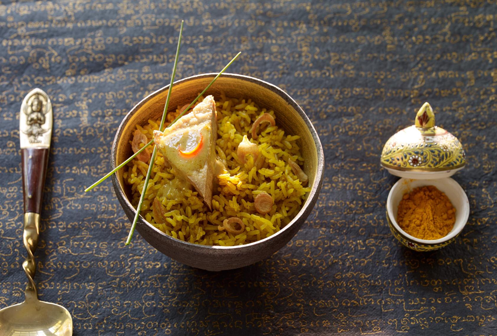 Turmeric Rice and Tofu with Yellow Curry Sauce.jpg