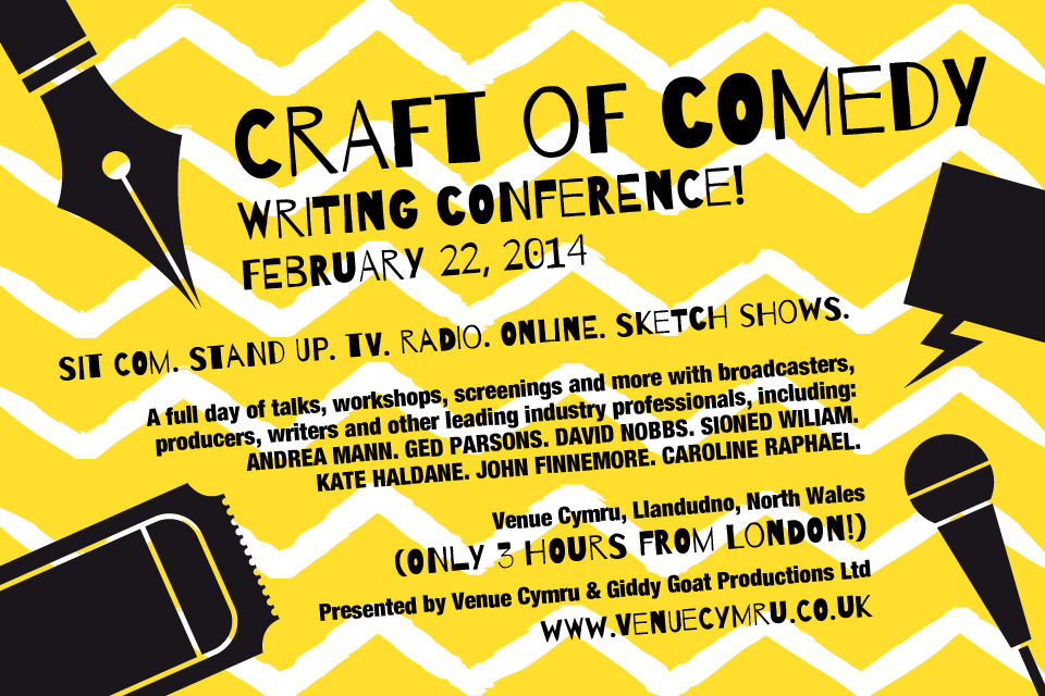 Craft of Comedy 2014